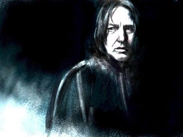 'Harry Potter' From Snape's Perspective Reads Like a Spy Novel