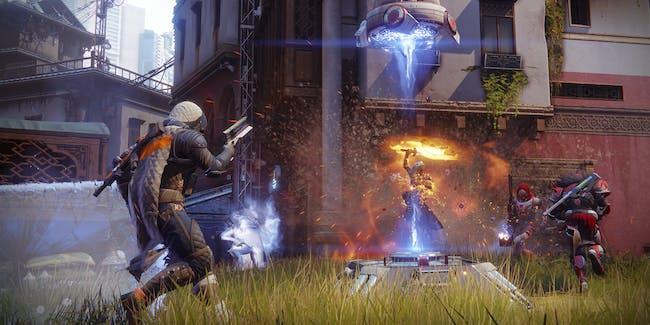 Destiny 2 Reveal Bungie Activision Blizzard