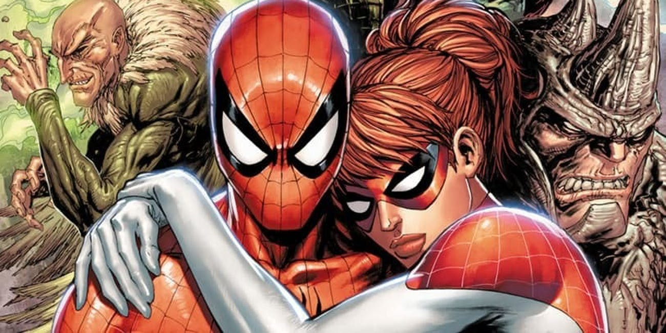 Amazing Spider-Man Renew Your Vows Marvel Now
