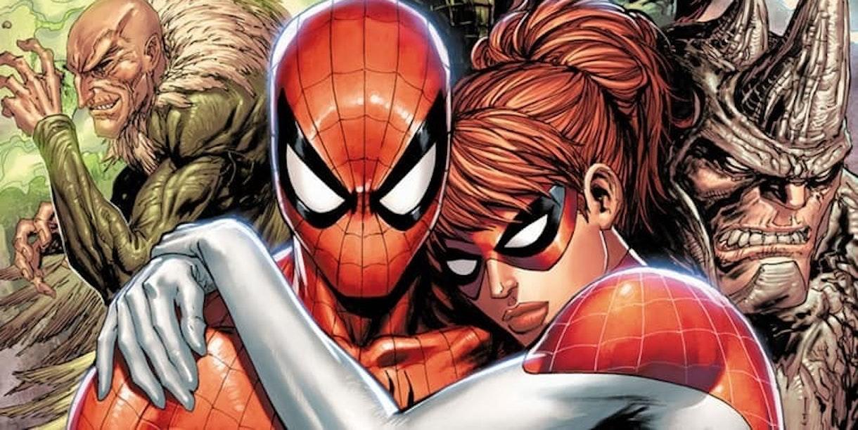 Amazing Spider-Man Renew Your Vows Marvel Now