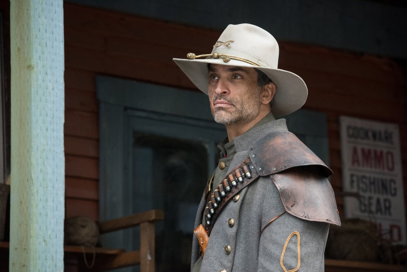 DC Legends of Tomorrow Jonah Hex Season 3