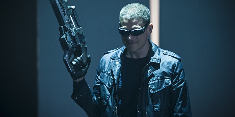 Captain Cold Legends of Tomorrow