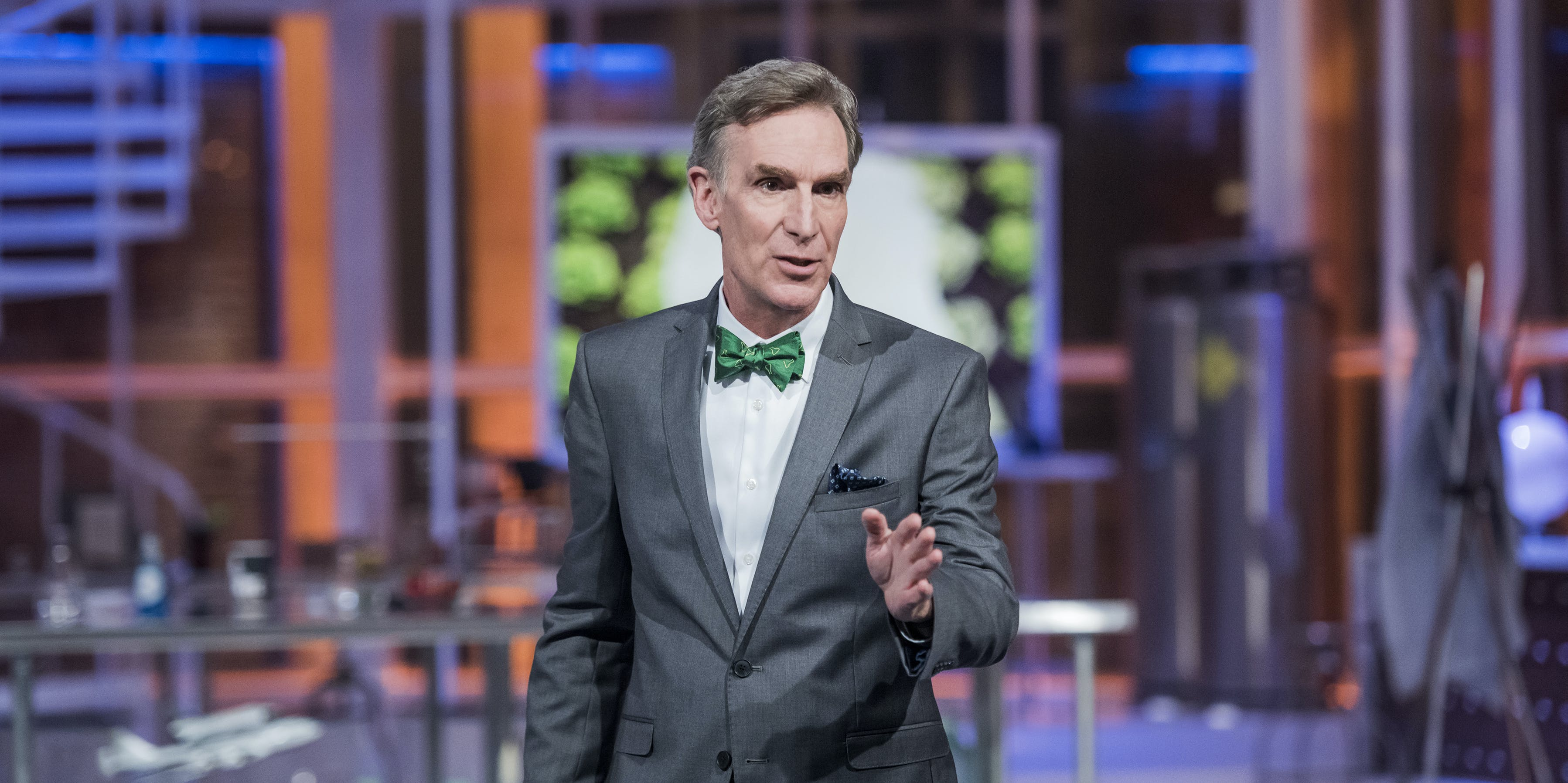 Here's How Netflix is Making Bill Nye Even Funnier