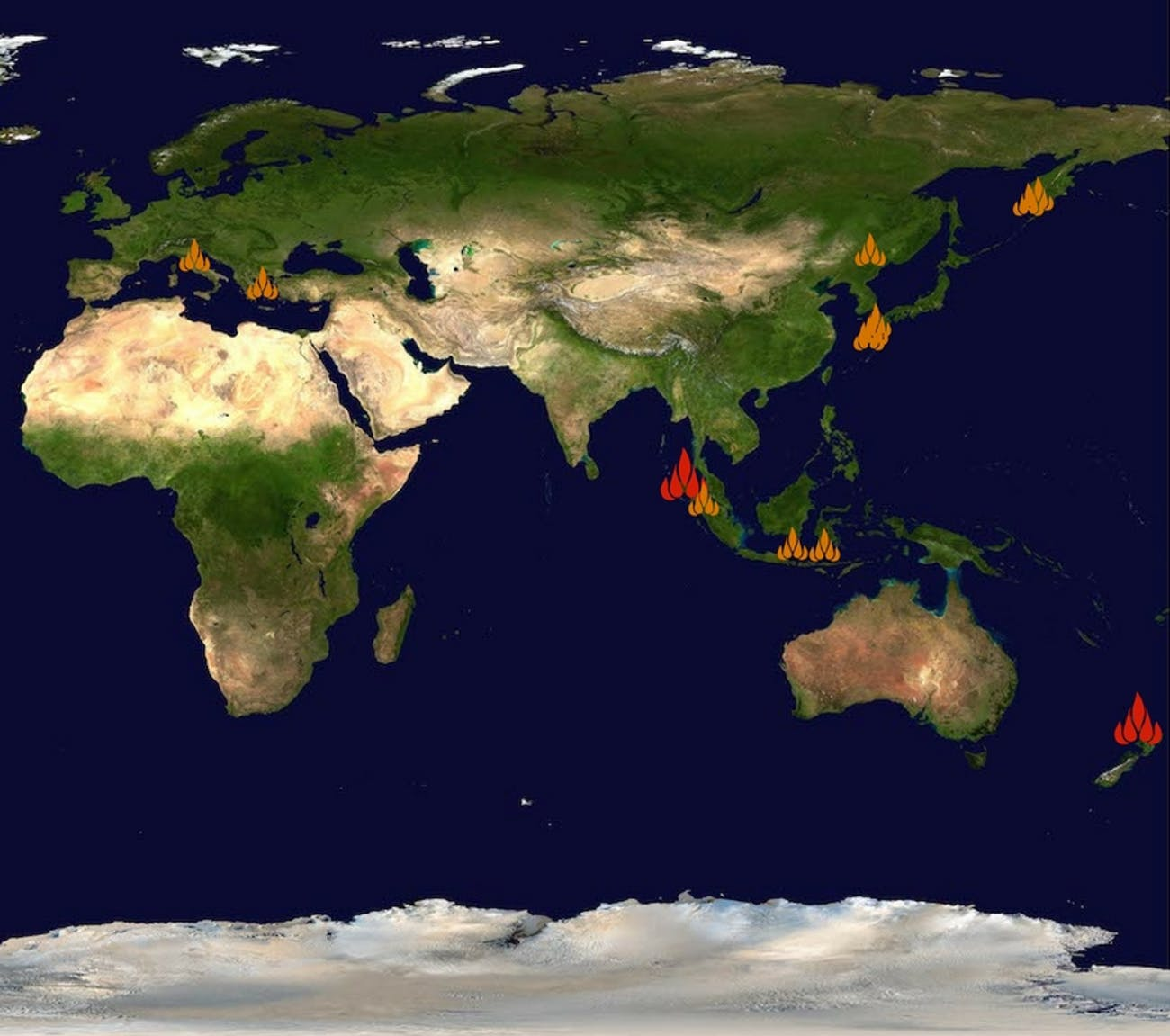 Supervolcanoes Around The World Map on nostradamus world map, volcanoes world map, climate change world map, magma world map, koopalings world map, oceans world map, yellowstone world map, survival world map, nuclear war world map, super volcano world map, galapagos world map,