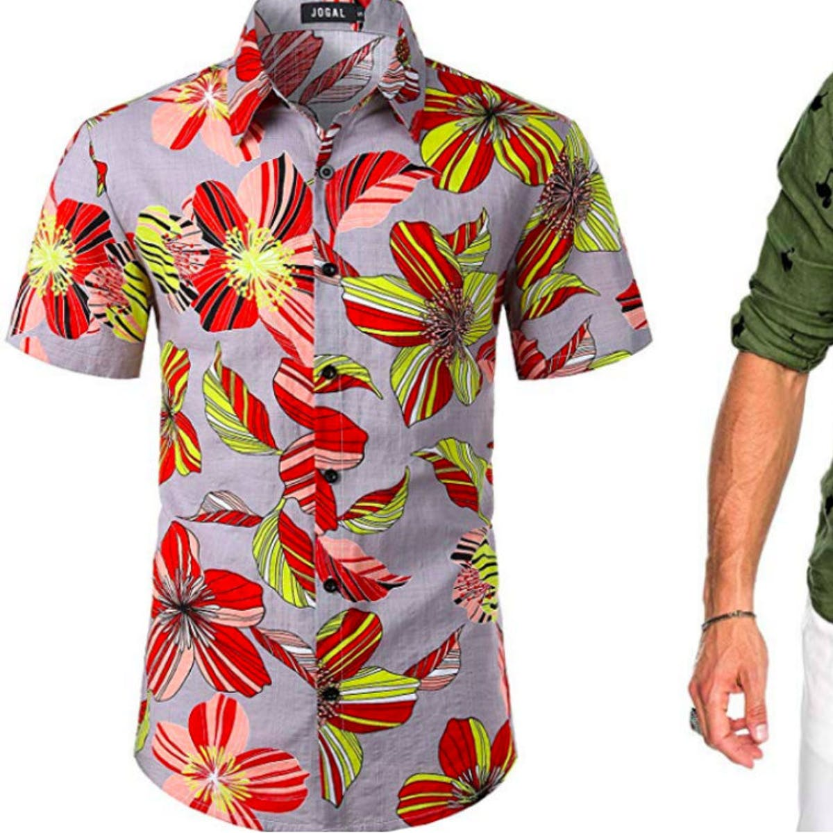 Printed Button Downs That Are Much Cooler Than Your Dad's Hawaiian Shirt