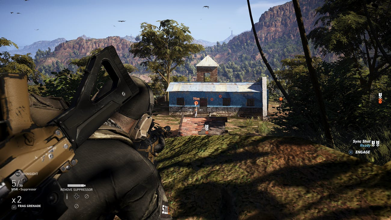 Ghost Recon Wildlands' is Best Played on Extreme Difficulty