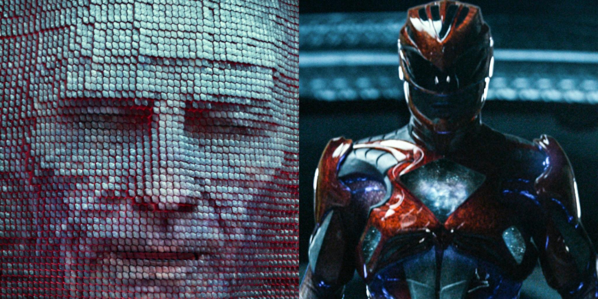 Power Rangers Movie Bryan Cranston