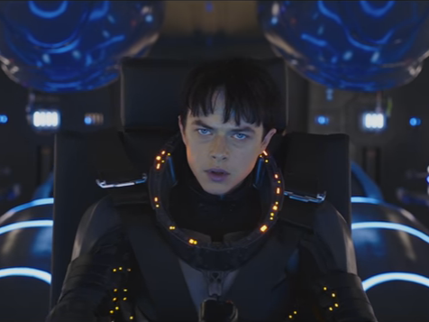 'Valerian' Is Likely Set Entirely in Space, Contains Parallel Worlds