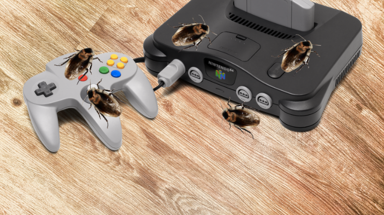 science explains why bugs keep infesting video game consoles inverse rh inverse com