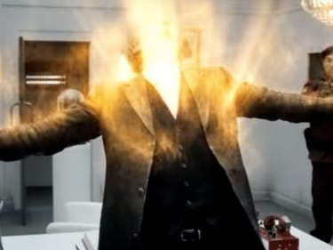 Regeneration and the Master Glimpsed in New 'Doctor Who' Trailer