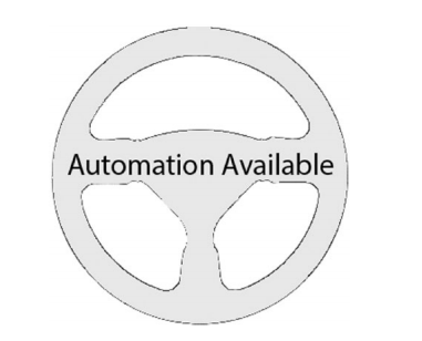 "This icon flashed on the dash, accompanied by a female voice saying ""automation available."""