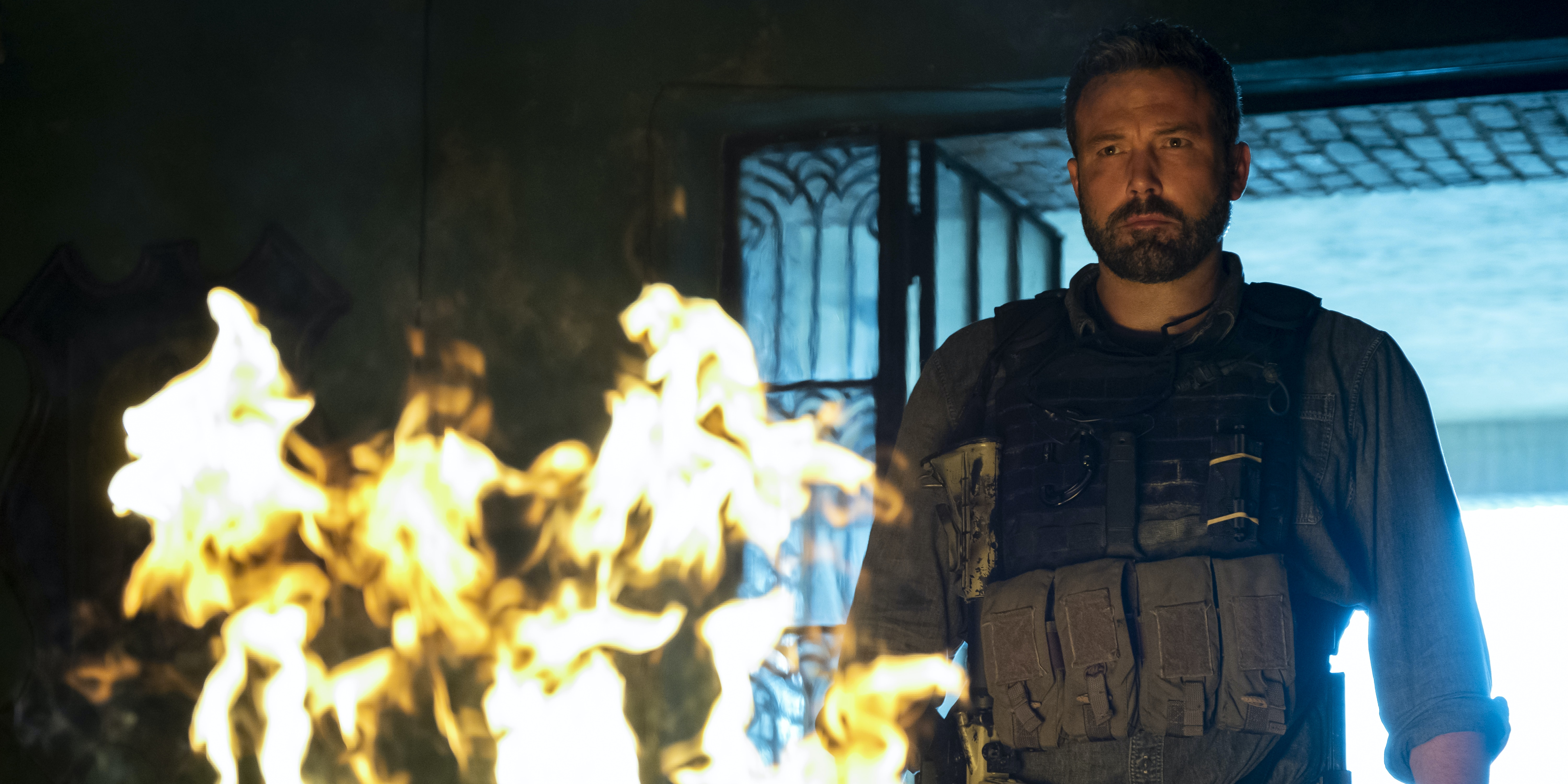 'Triple Frontier': Why the Actors Fired Real Guns With Live Ammo