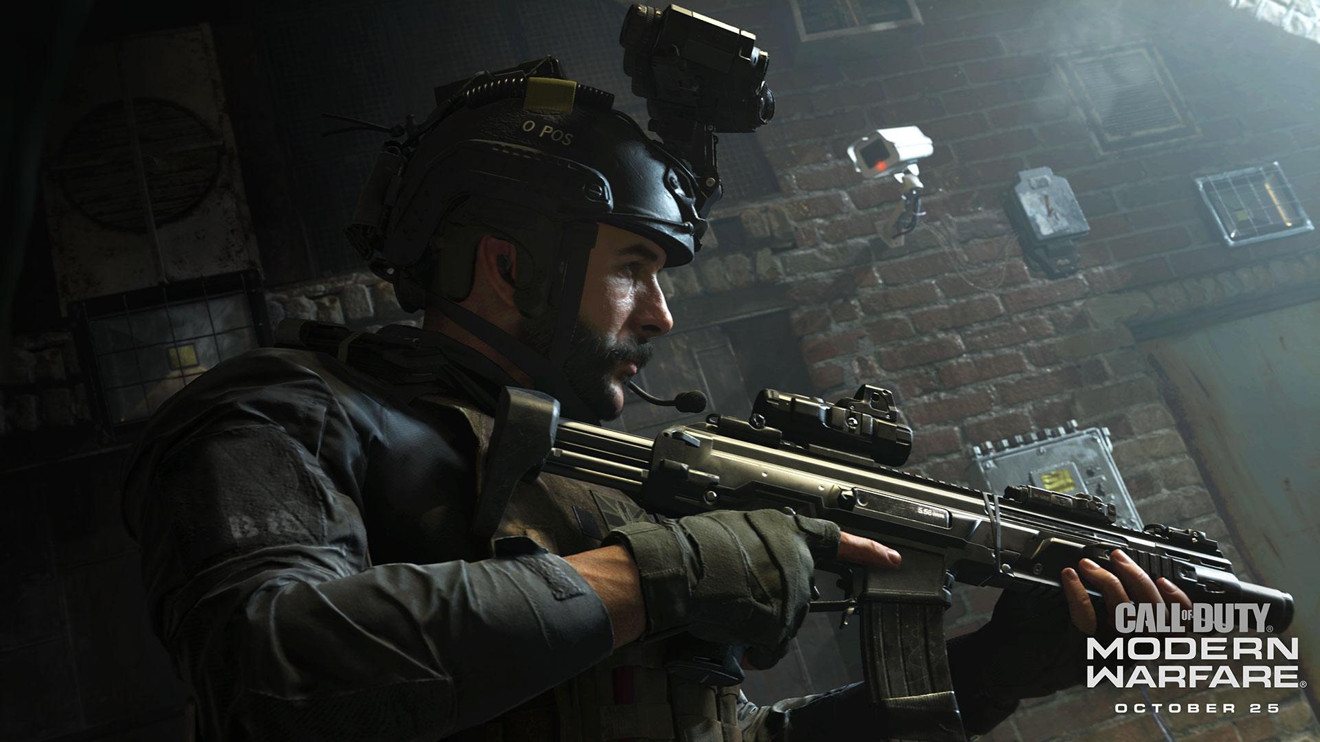 Call of Duty: Modern Warfare' Gameplay Make a Big Change to