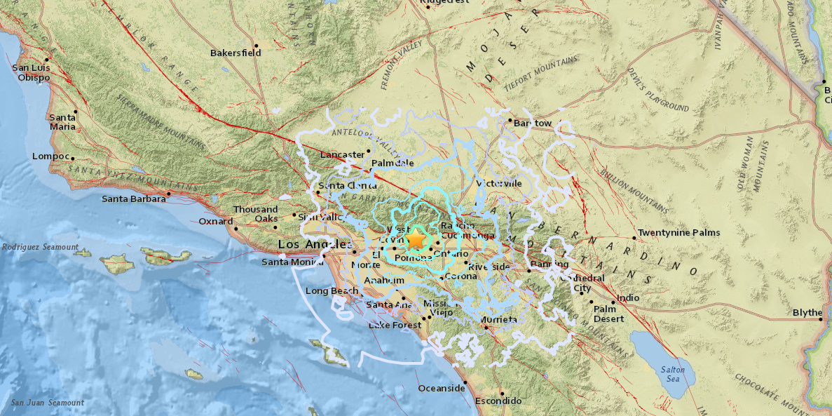Los Angeles M4 4 Quake Expert Shares Advice In Advance Of Follow Up