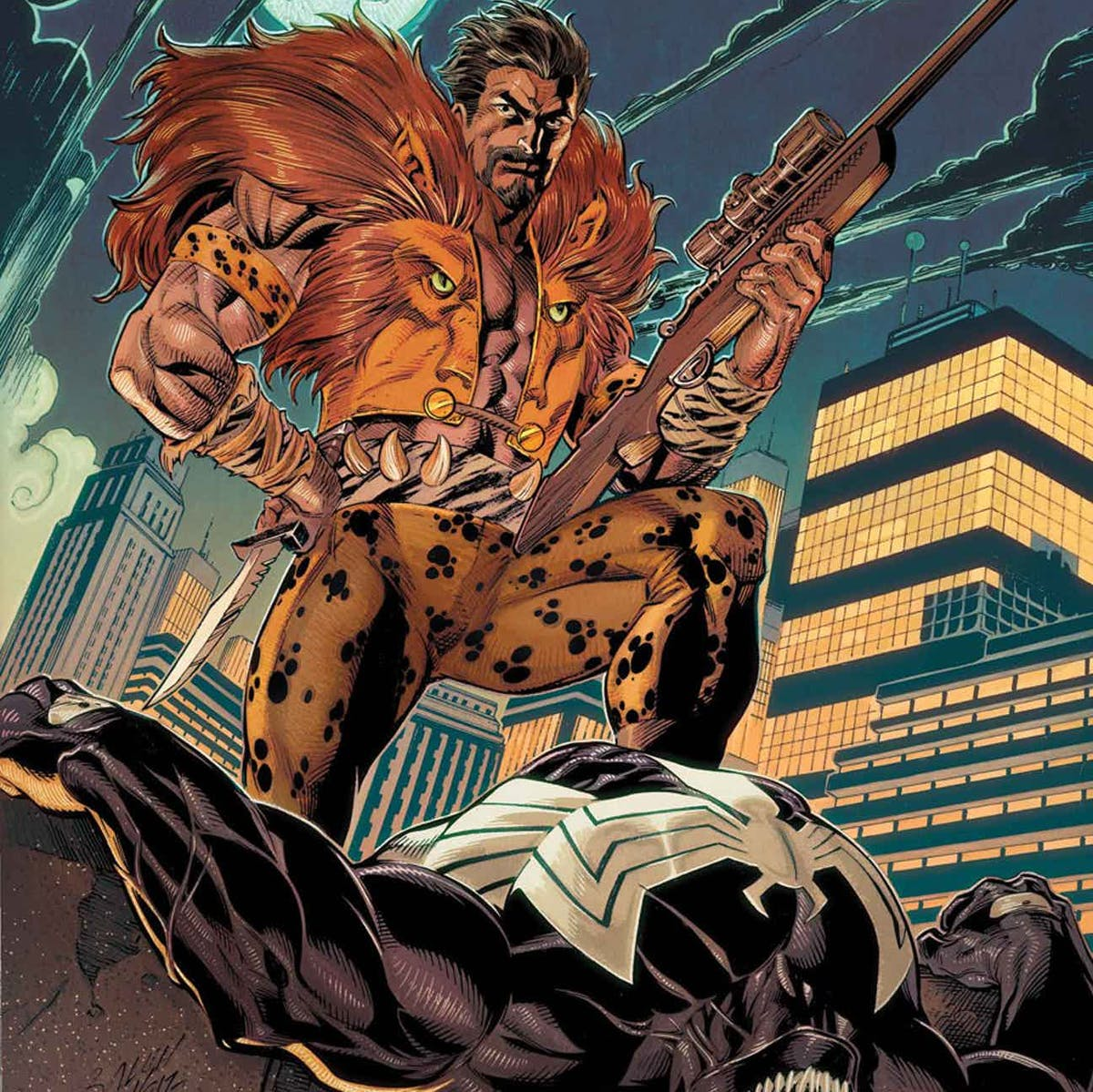 'Spider-Man 3' filming hints at Kraven, but what about his solo movie?