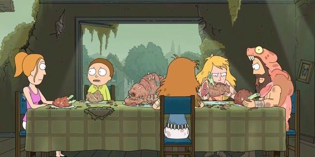 The creators of 'Rick and Morty' cite diversity in the writers' room as a source of improvement in Season 3.