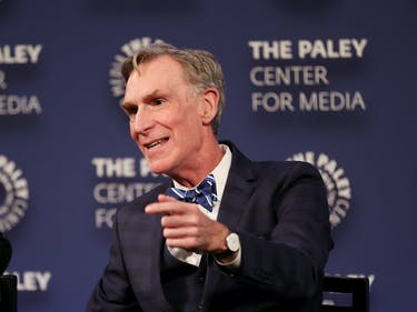 Bill Nye Wants Engineers in Office but Won't Run for President