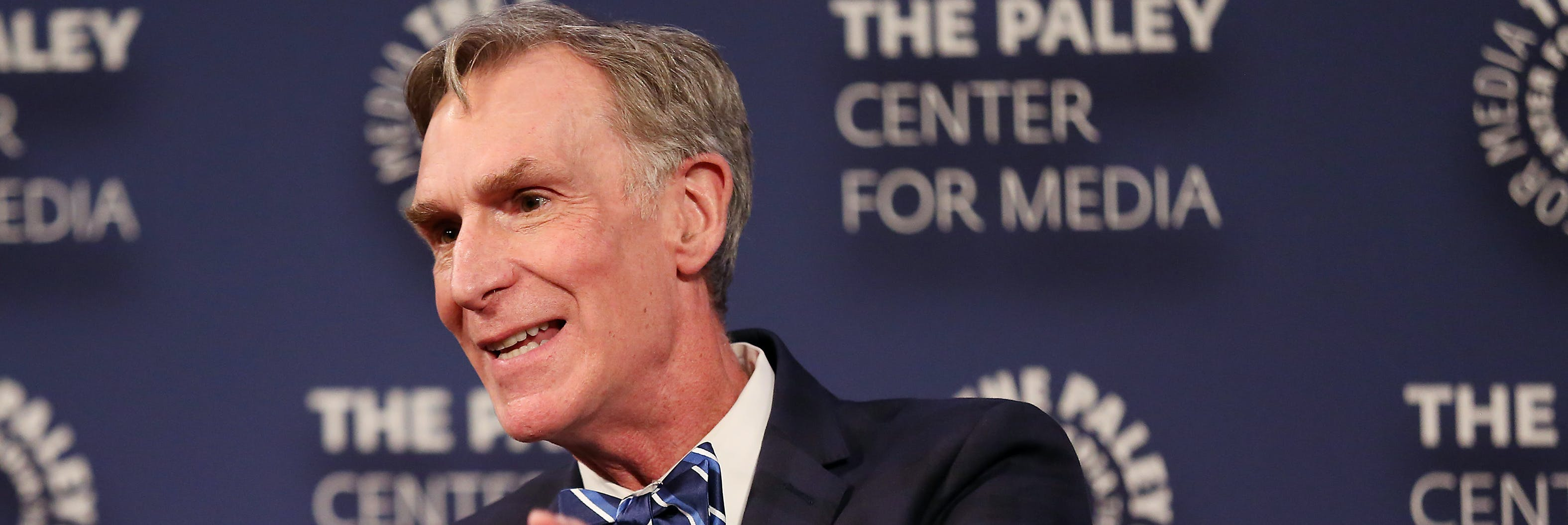 At a Paley Center event on Tuesday, Bill Nye told Inverse that he wanted to see more engineers in office.