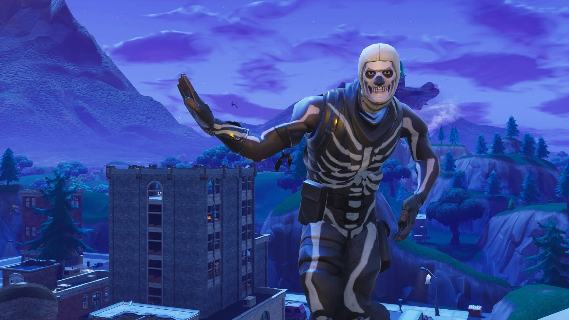 U0027Fortniteu0027 Clock Tower, Pink Tree, And Porcelain Throne Locations And Video  | Inverse