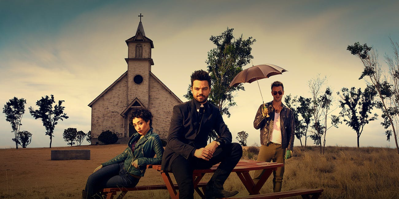 Why 'Supernatural' Fans Are Missing Out on 'Preacher' | Inverse