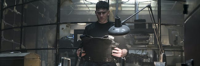 Frank Castle Punisher Easter Eggs