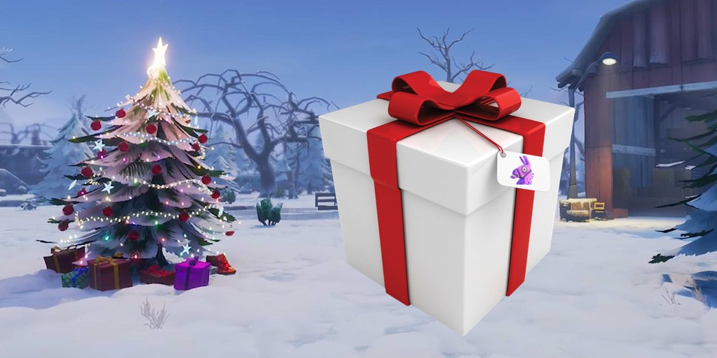 Fortnite Gifting System How To Send Your Friends A Holiday Present