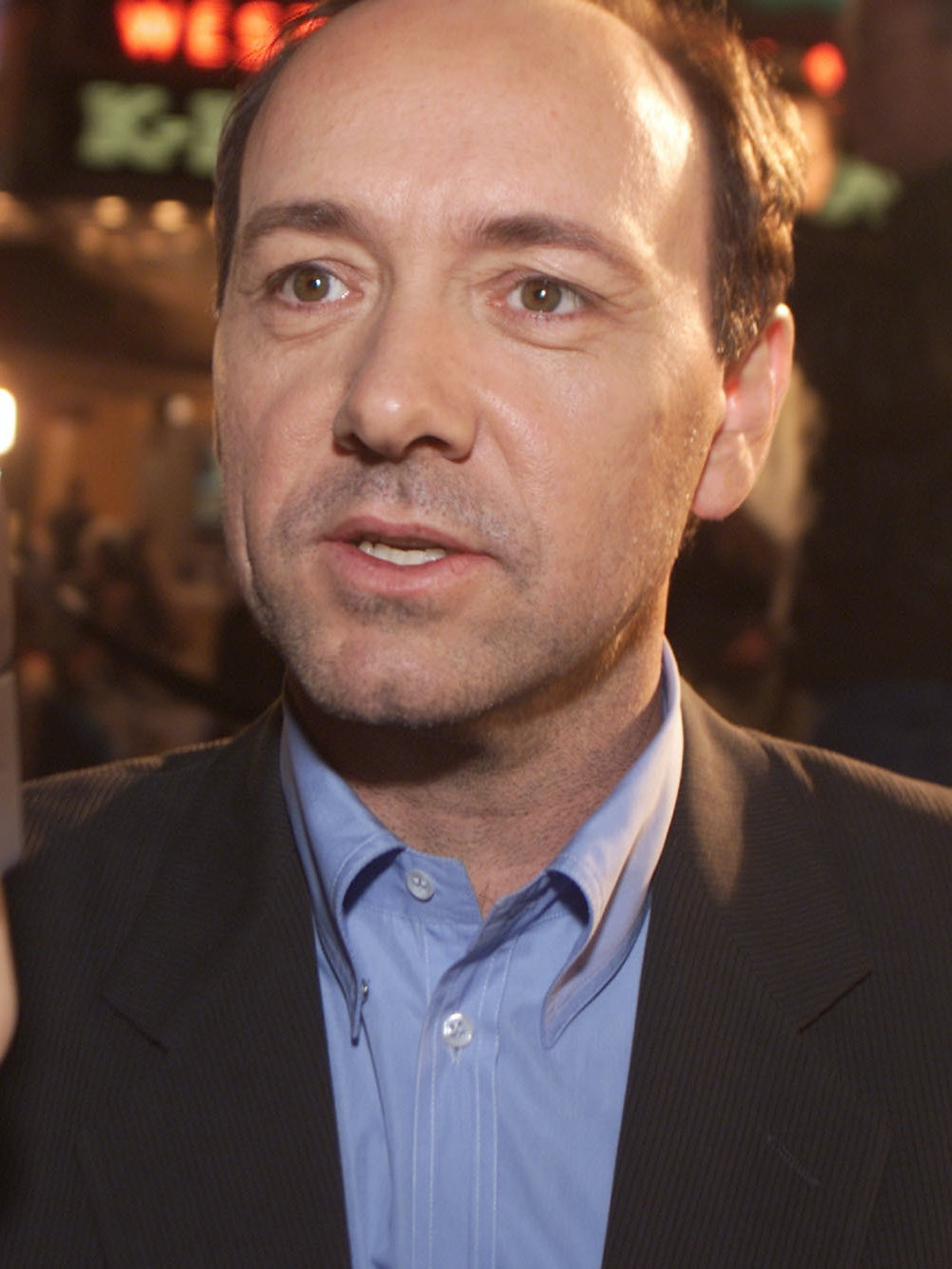 Kevin Spacey, The X-Files, K-Pax, House of Cards, Nine Lives