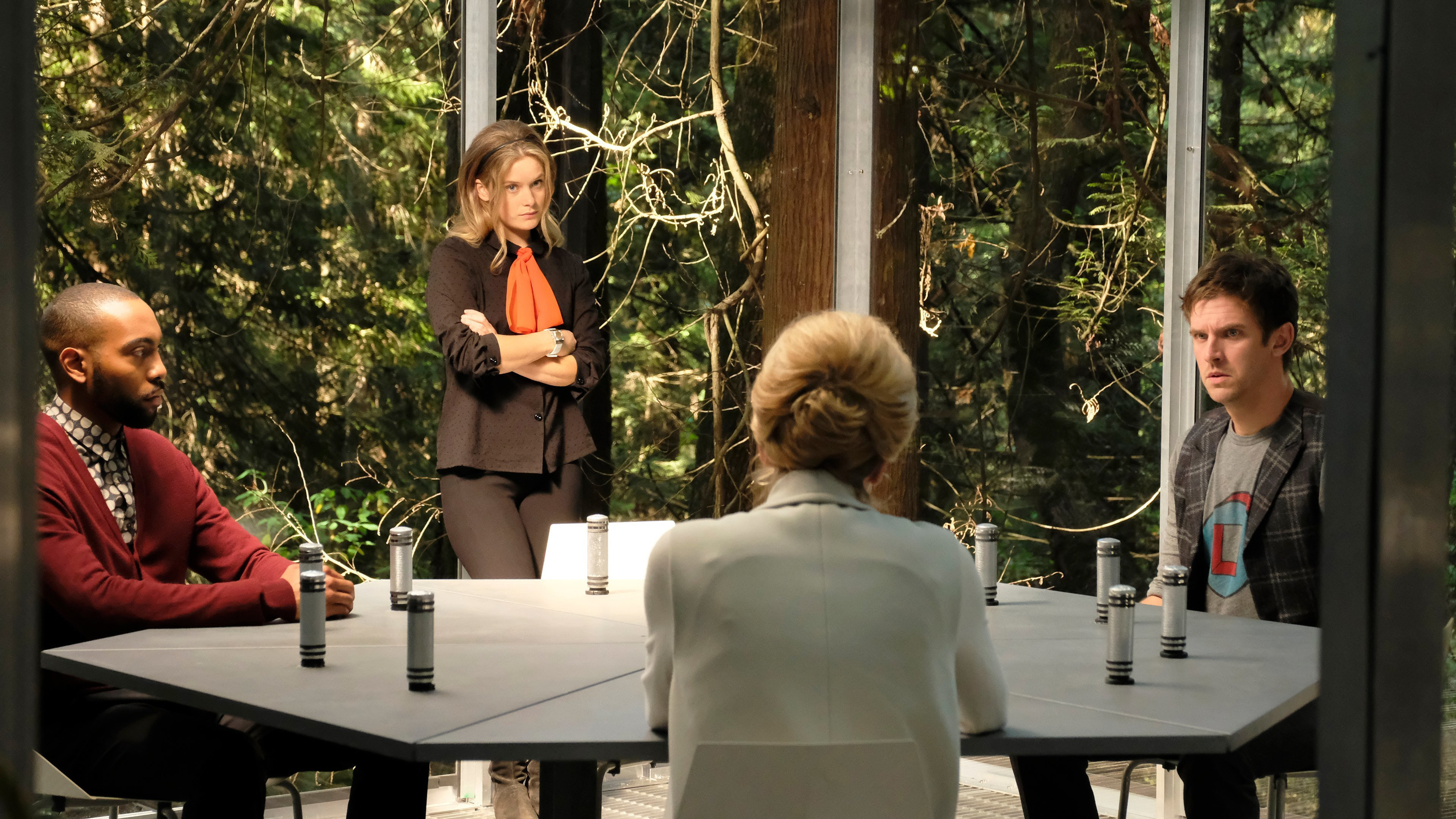 Summerland, as depicted in the second episode of 'Legion'