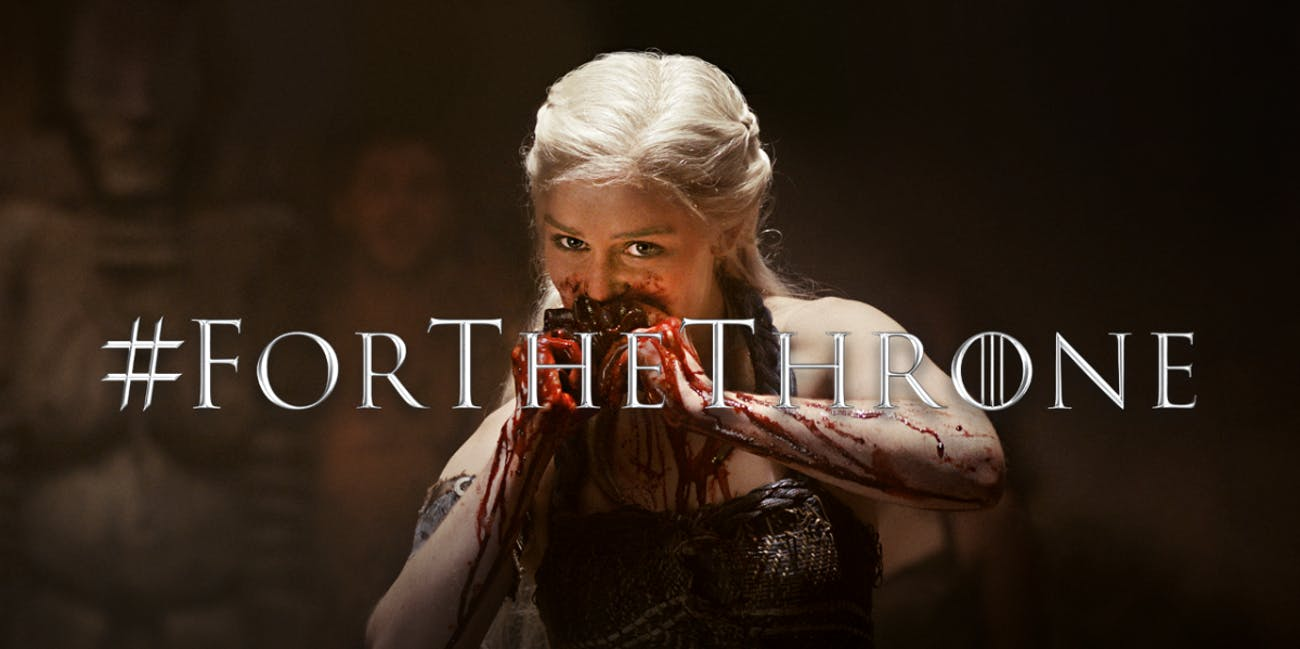 game of thrones daenerys emilia clarke iron throne