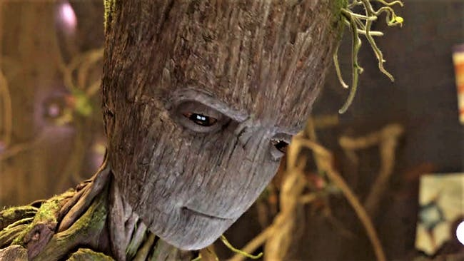 Teen Groot might help Thor out in 'Infinity War'.
