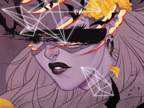 'Batgirl' Artist's New Motorcycle Comic Looks Bright And Raw AF