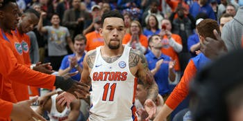 NCAA basketball Florida