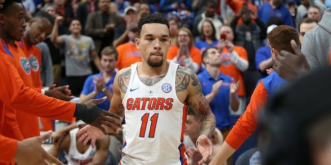 NCAA basketball Florida