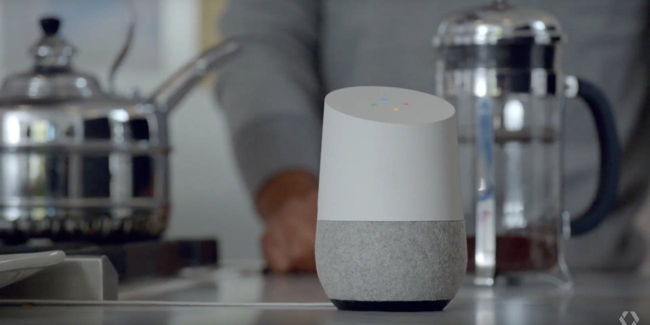 Google Home Is a Prettier Amazon Echo That Can Control Your
