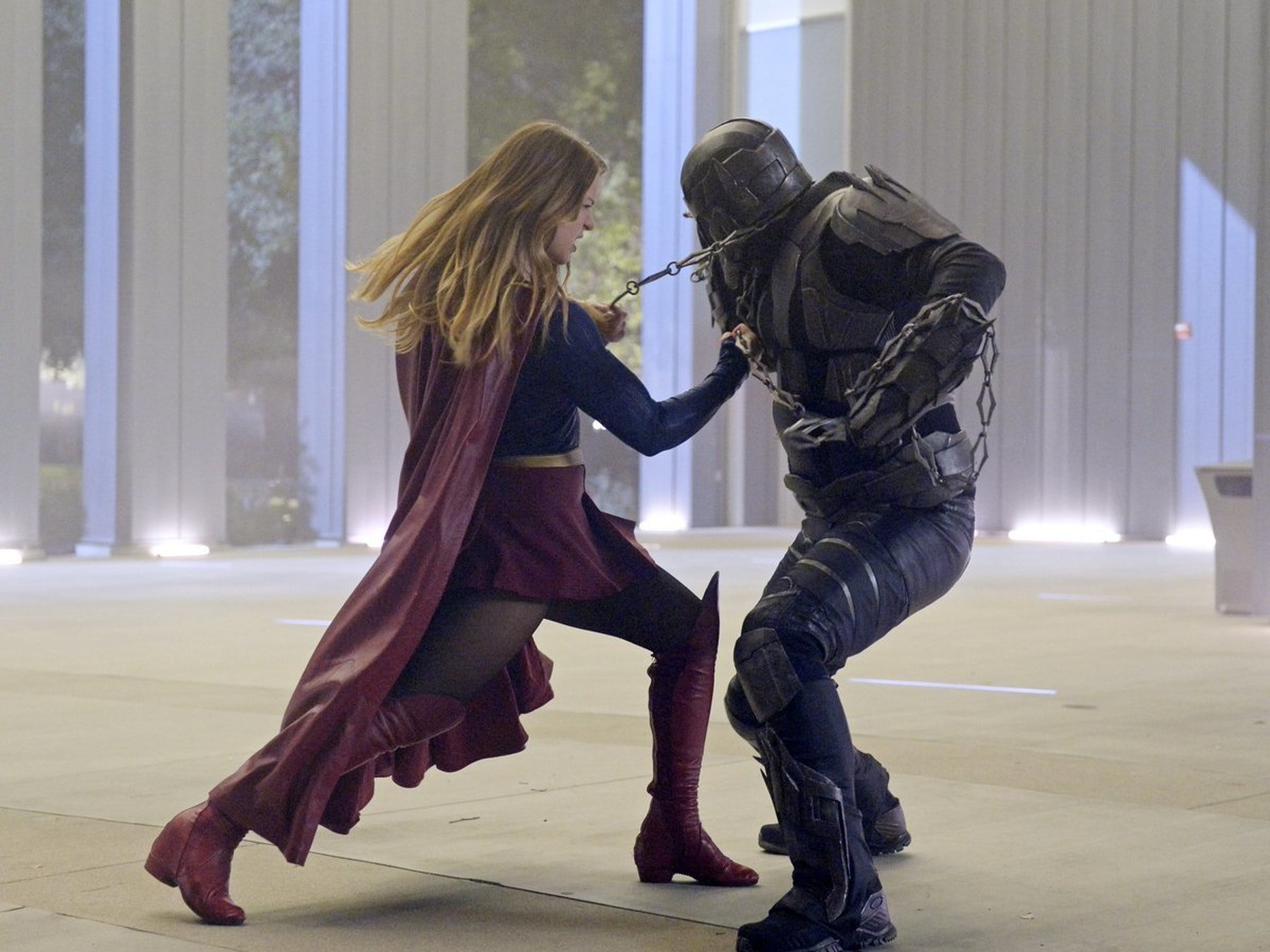 The Best 5 Fights in 'Supergirl' Season 1