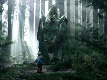 'Pete's Dragon' Was Tragically Overshadowed This Weekend