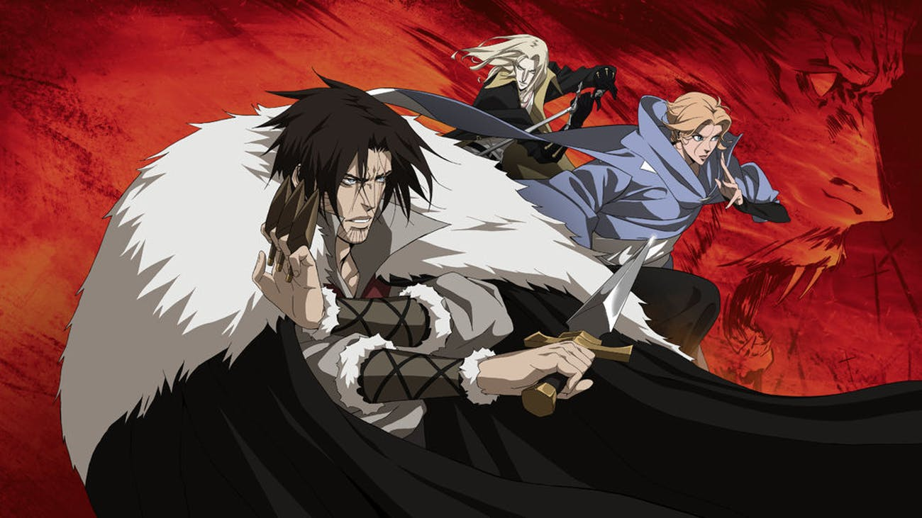 Netflix's 'Castlevania' series adapts a beloved classic video game.