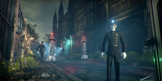 'We Happy Few'