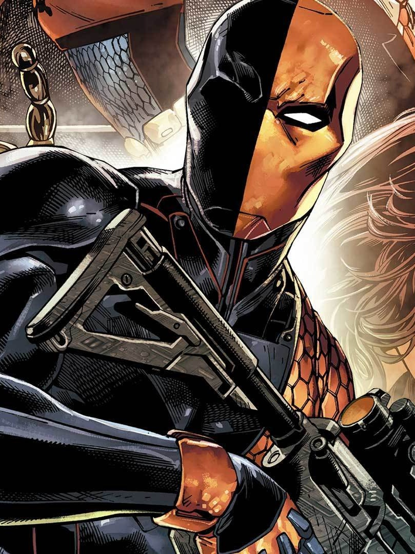 Deathstroke Rebirth
