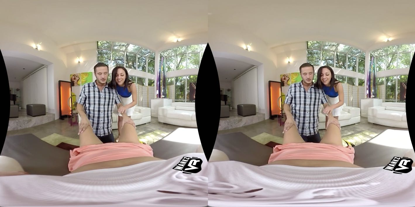 Virtual Reality Porn Doesn't Have to Be Creepy