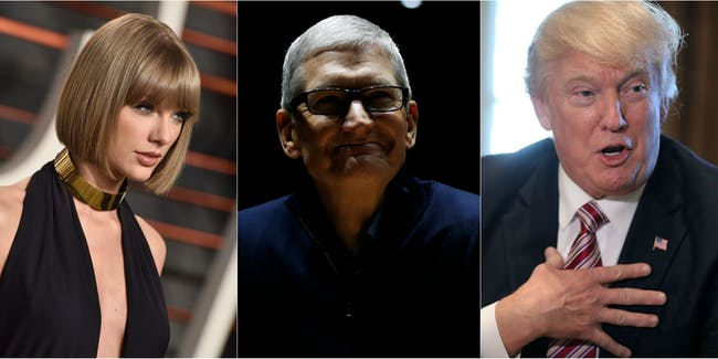 Can an A.I. program learn how to negotiate with these three business icons using only 100 woreds?