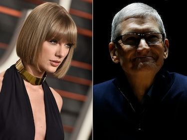 We Ask A.I. to Analyze Taylor, Tim, And Trump
