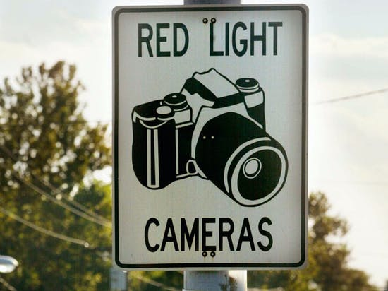 National Hero Arrested for Teaching People to Disable Red Light Cameras