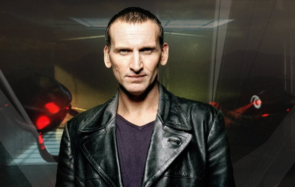 Christopher Eccleston's 9th Doctor