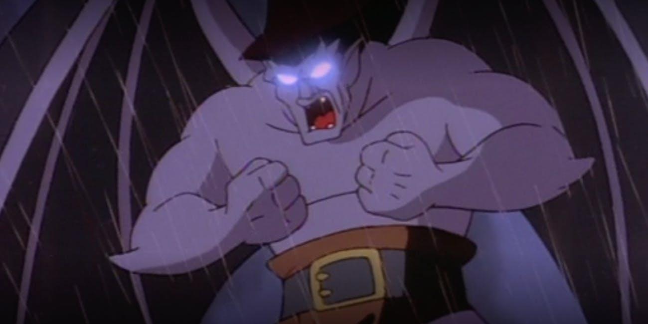 Gargoyles TV Show Disney Plus