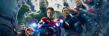 'Avengers: Age of Ultron' Poster