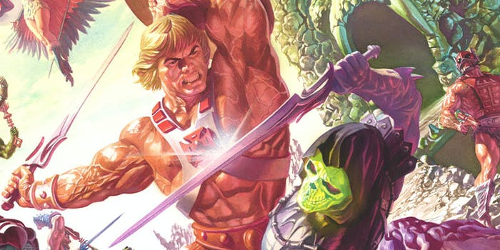 He-Man Alex Ross