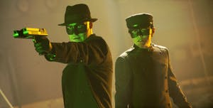 The Green Hornet Kato