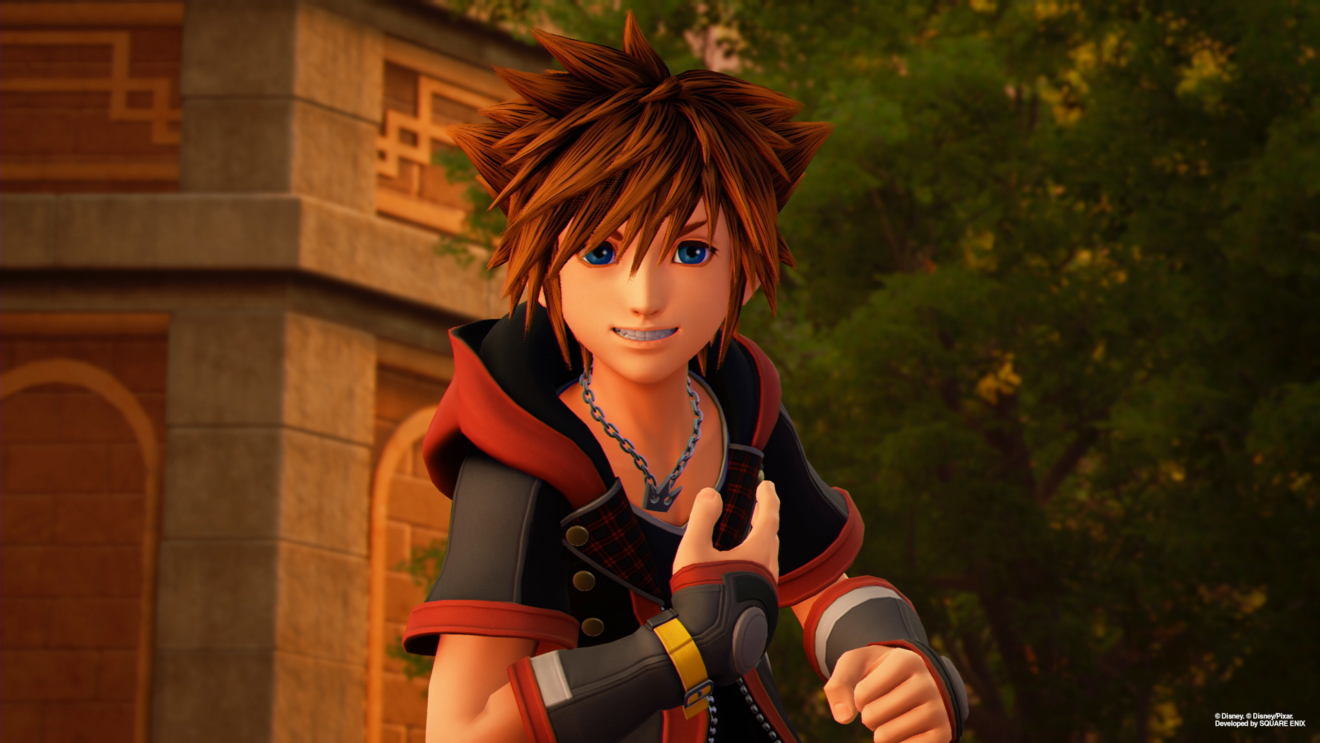 Kingdom Hearts 3 Wisdom Vitality Or Balance Dive To The Heart