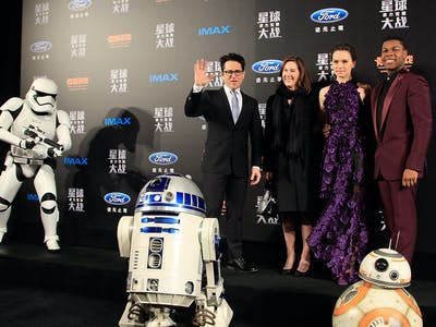 Why Chinese Audiences Skipped 'The Force Awakens'